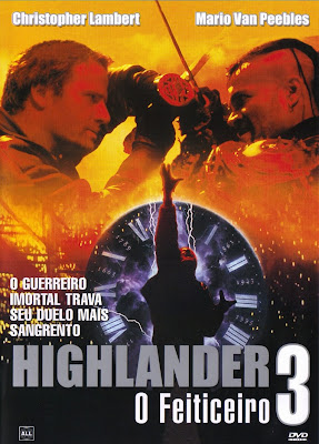 Highlander III - O Feiticeiro (Dublado)