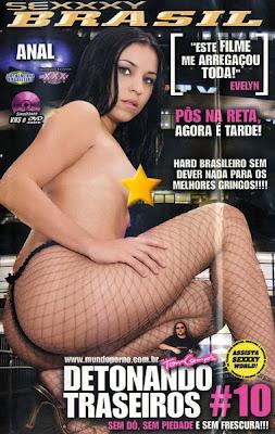Sexxxy Brasil - Detonando Traseiros 10 - (+18)