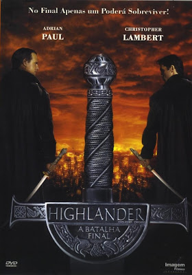 Highlander 4: A Batalha Final (Dublado)