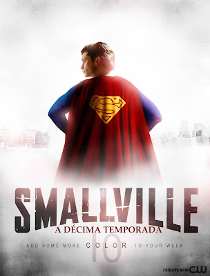 Smallville+ +10%C2%AA+Temporada+Completa Download Smallville   10ª Temporada Completa   HDTV Legendado Download Filmes Grátis