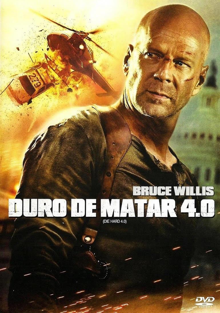 Duro De Matar 4.0 - Dublado 2007