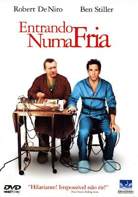 Entrando Numa Fria - DVDRip Dual Áudio