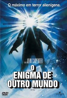 O Enigma de Outro Mundo – Dublado