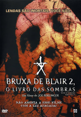 A Bruxa de Blair 2: O Livro das Sombras - DVDRip Dual Áudio