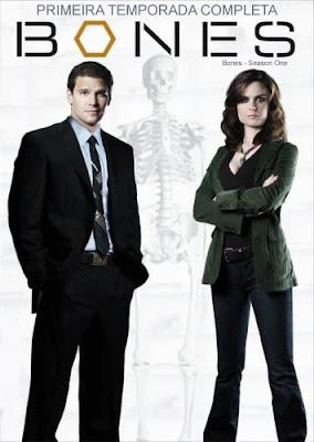 Bones - 1ª Temporada Completa - DVDRip Dual Áudio