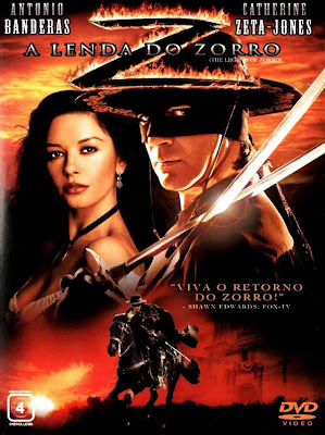 A%2BLenda%2Bdo%2BZorro Download A Lenda do Zorro   DVDRip Dublado