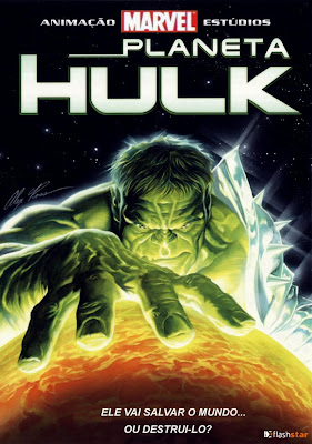 Planeta%2BHulk Download Planeta Hulk   DVDRip Dual Áudio