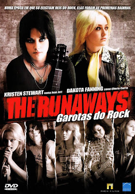 The Runaways: Garotas do Rock - DVDRip Dual Áudio