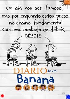 Di%25C3%25A1rio%2Bde%2BUm%2BBanana Download Diário de Um Banana   DVDRip Dual Áudio Download Filmes Grátis