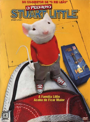 O%2BPequeno%2BStuart%2BLittle Download O Pequeno Stuart Little   DVDRip Dublado