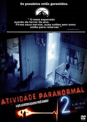 Atividade Paranormal 2 - DVDRip Dual Áudio