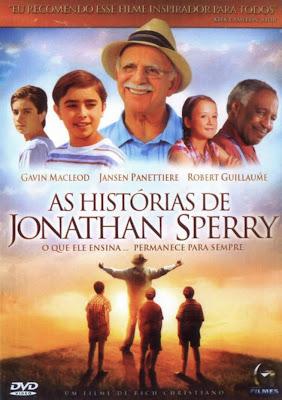 As Histórias de Jonathan Sperry - DVDRip Dual Áudio