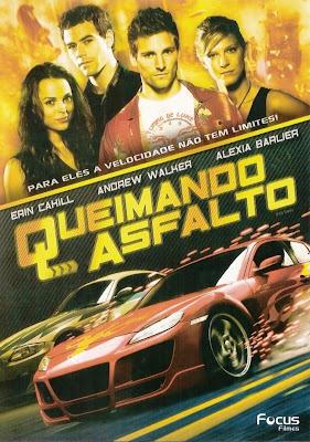 Queimando Asfalto - DVDRip Dual Áudio