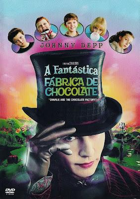 A Fantástica Fábrica de Chocolate - DVDRip Dublado