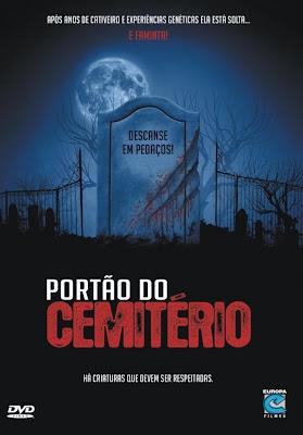 Portão do Cemitério - DVDRip Dual Áudio