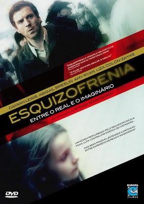 Esquizofrenia: Entre o Real e o Imaginario - DVDRip Dual Áudio