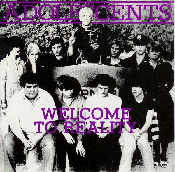 Adolescents - Brats In Battalions