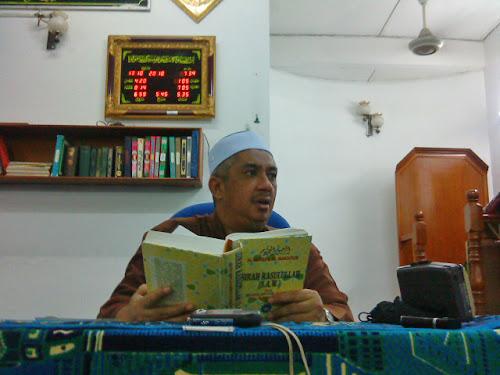 Ustaz Abdul Halim Nasir