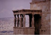 Η ΒΕΡΑΝΤΑ ΤΩΝ ΚΑΡΥΑΤΙΔΩΝ-The Porch of the Caryatids