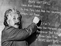 Prof.Andri Gustiari  (hehe.. Amien)