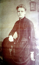 unknown woman, St. Mary's Cathedral, Virginia City, NV