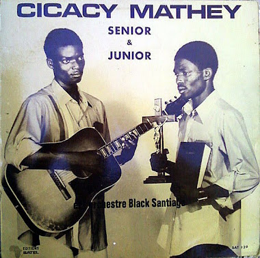 Cicay Mathey Jr et Sr &amp; Black Santiago