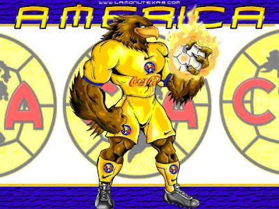 Análisis De Identidad Y Marcas De Fútbol águilas Del América