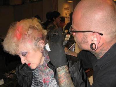 World's Most Tattooed Woman