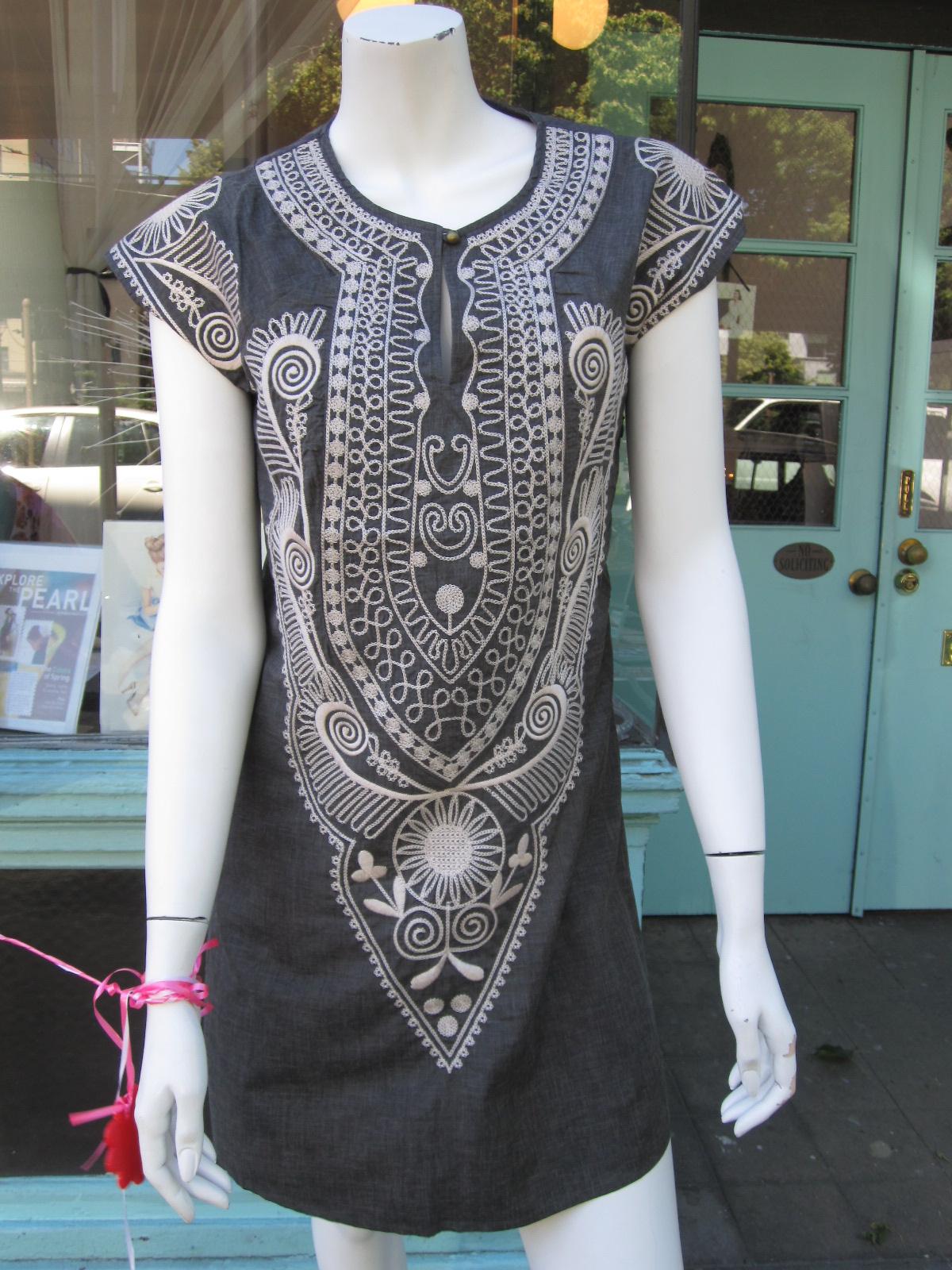 احدث موضة الفساتين الصيفيه Summer