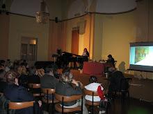 """Presentazione de """"Il filo rosso"""", Circolo Artistico Arezzo, 30-11-2008"""