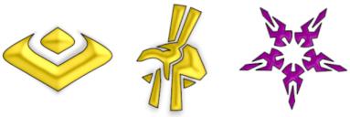 Stargate Goauld Symbols