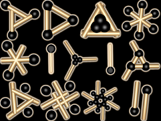 Match stick play icons