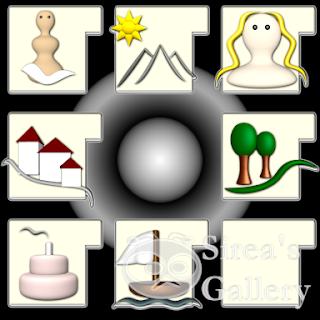 Photo folder icons