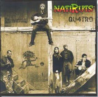 Natiruts - Qu4tro