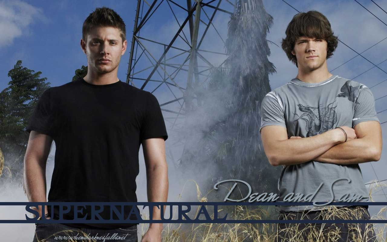 supernatural freakin love tv