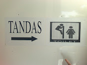 Tandas or Toilet?