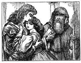 friar lawrence romeo and juliet essay In william shakespeare's romeo and juliet, friar lawrence attempts to end their family's feuding, although his short-sighted decisions lead to the deaths of romeo and juliet.
