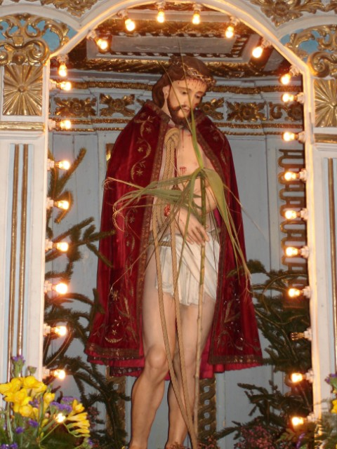 """Senhor """"Ecce Homo"""" - Senhor da Cana Verde"""