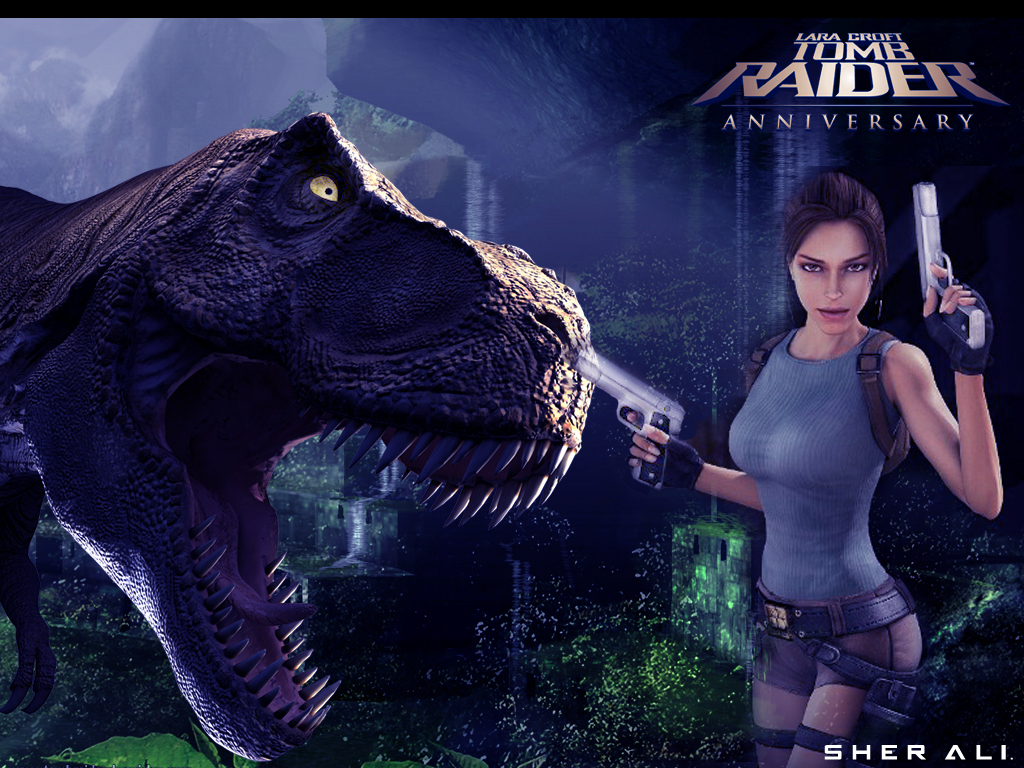 Tomb Raider HD & Widescreen Wallpaper 0.215282744679837