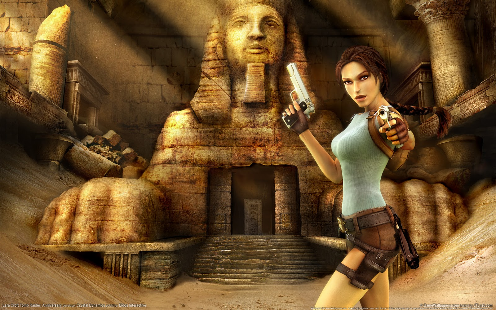 Tomb Raider HD & Widescreen Wallpaper 0.0299116817003295