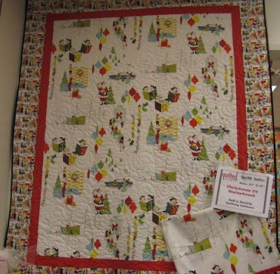 Quilting Blog Cactus Needle Quilts Fabric And More Christmas On