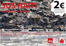 S.O.S. Haití: Ayúdanos a ayudar