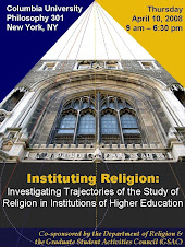 Instituting Religion Conference