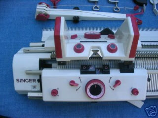 Singer Magic Memory - Knitting Machine Museum