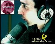 """JULIO BARROSO PRESENTA EN """"LA SÁBANA"""" CANAL EXTREMADURA RADIO: """"LOS EXPEDIENTES X EXTREMEÑOS"""""""