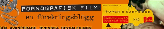 Pornografisk film: en forskningsblogg