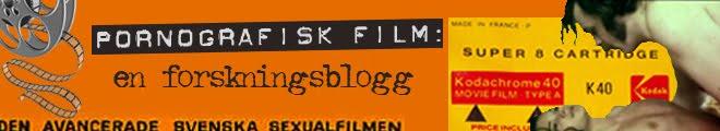 Pornografisk film: en forskningsblogg