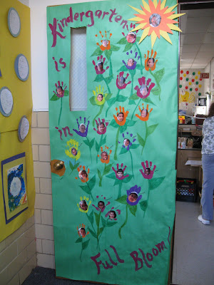 Woodbury white gold blog edition spring is here evergreen - Spring door decorations for school ...