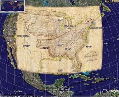 antique maps 2006
