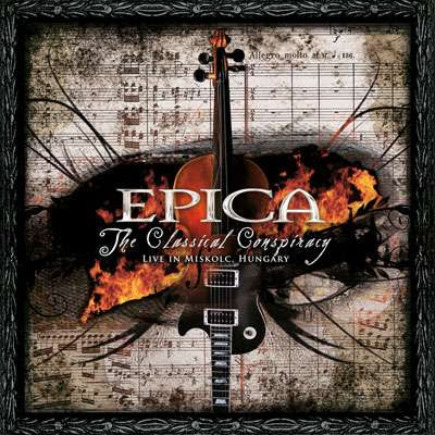 CD Epica - The Classical Conspiracy